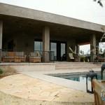 Caitlyn Jenner's $3.5million Malibu Beach home.